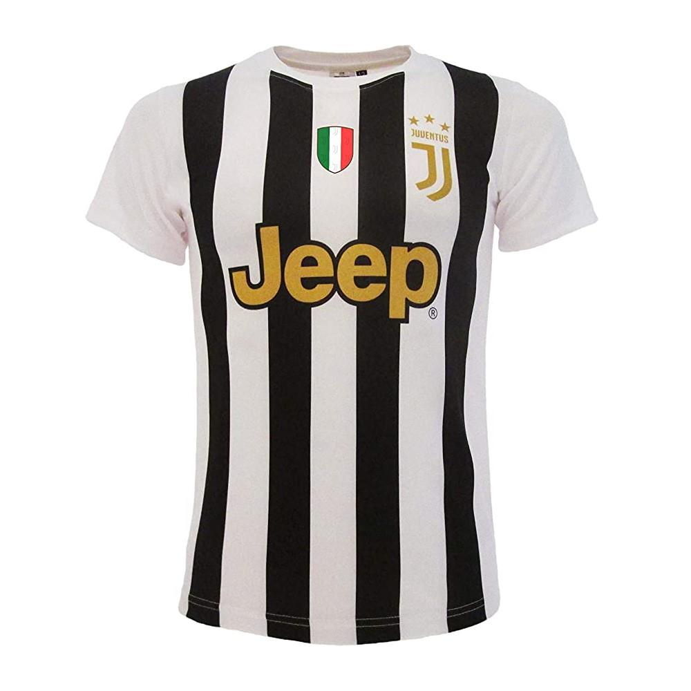 ebae8e0e9 Maglia Juventus personalizzata 2018-2019