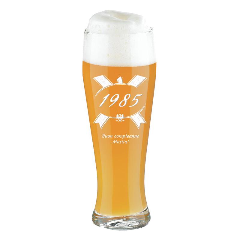 Bicchiere da Birra Personalizzato