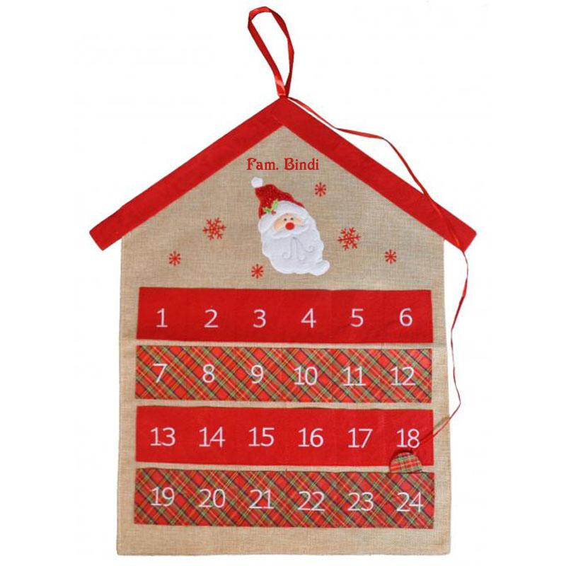 Calendario Avvento Kinder Prezzo.Calendario Dell Avvento Personalizzato