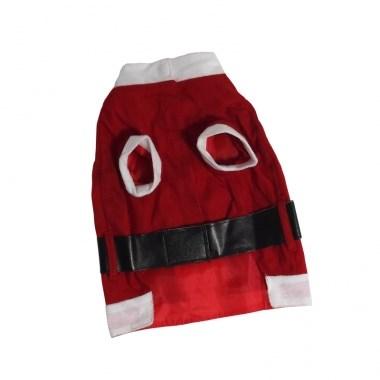 Costume da Babbo Natale per animali
