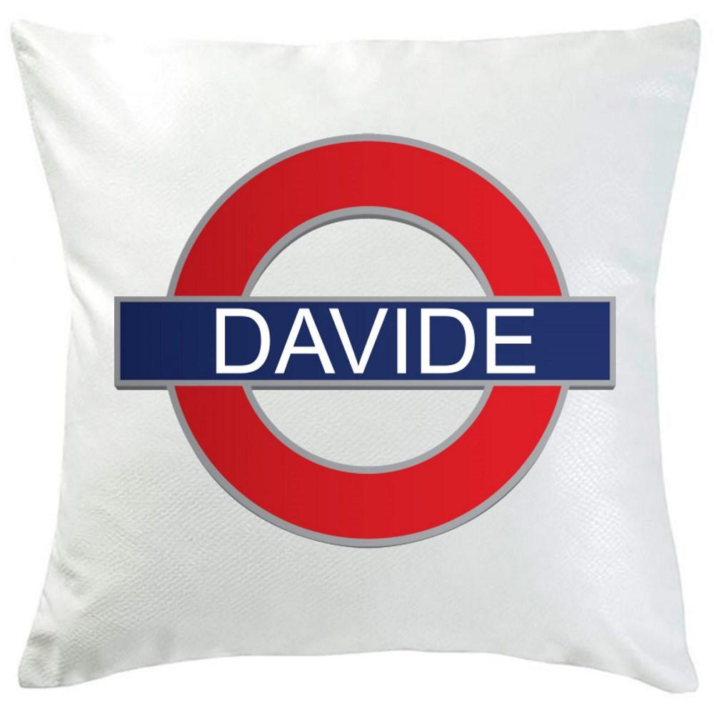 Cuscino personalizzato con nome