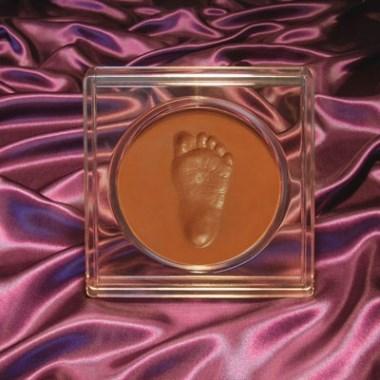 Impronta piedino e manina neonato