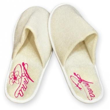 Pantofole/Ciabatte ricamate