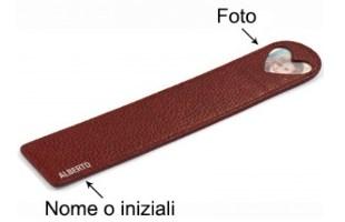 Segnalibro personalizzato con nome e foto