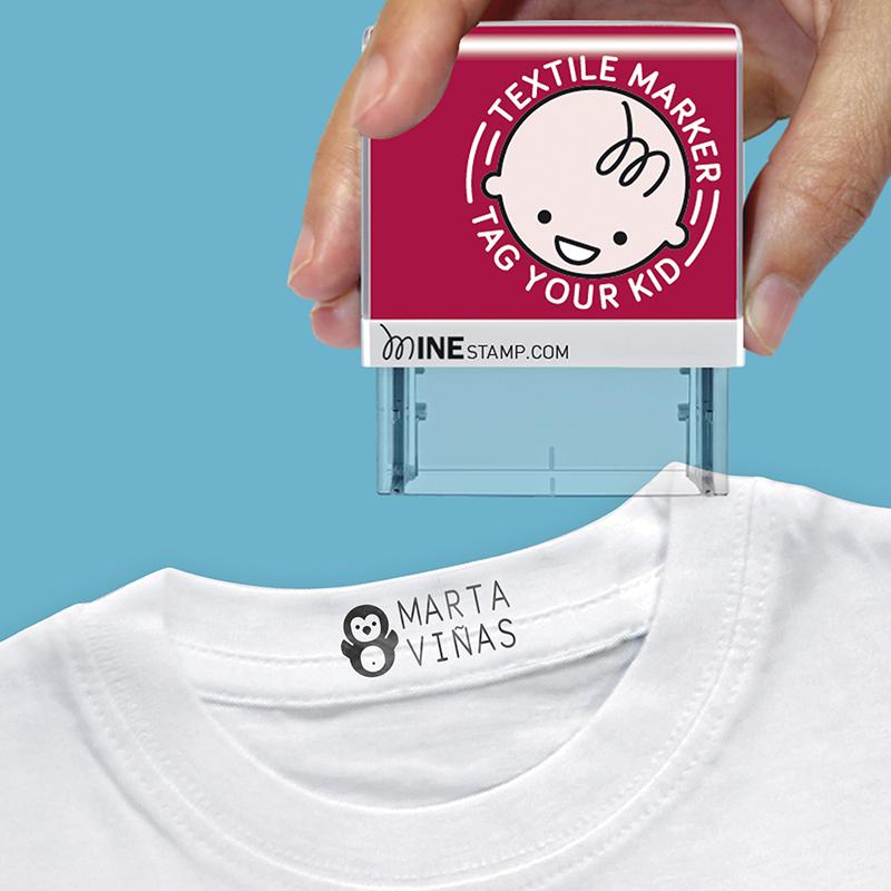 Timbro per personalizzare oggetti