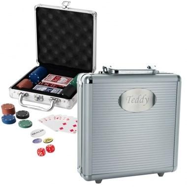 Valigetta poker personalizzata