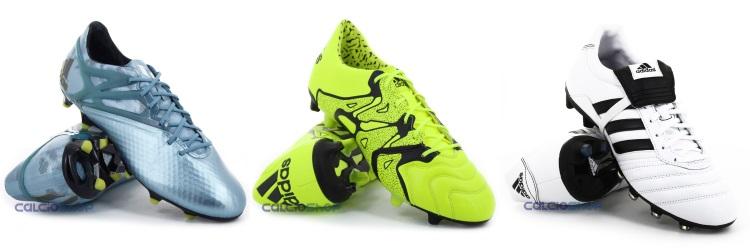 Scarpe calcio Adidas personalizzate