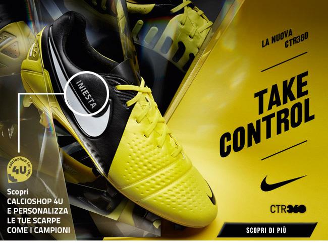 scarpe calcio nike personalizzabili