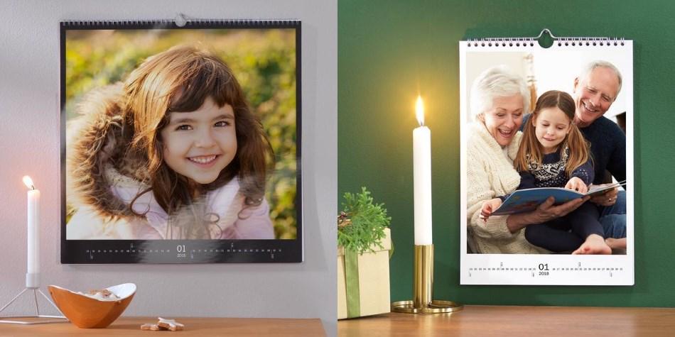 Calendario Fotografico Personalizzato.Calendario 2019 Personalizzato Con Foto