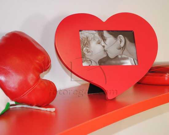Cornice Love con foto