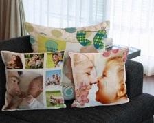 Cuscino dainetto personalizzato