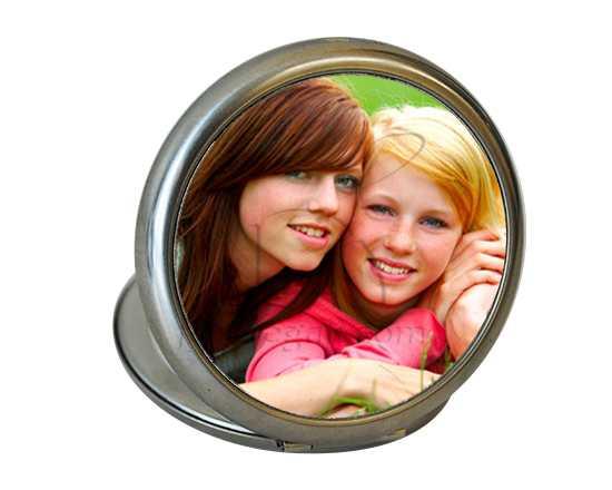 Specchietto con foto
