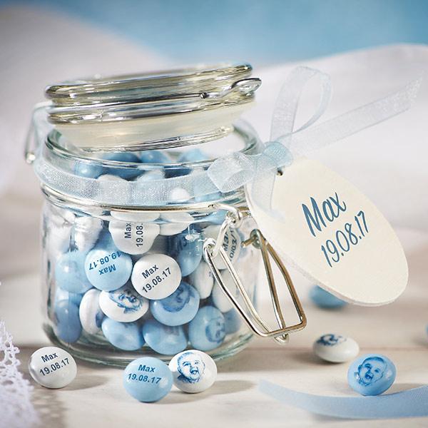 Confetti personalizzati per battesimo