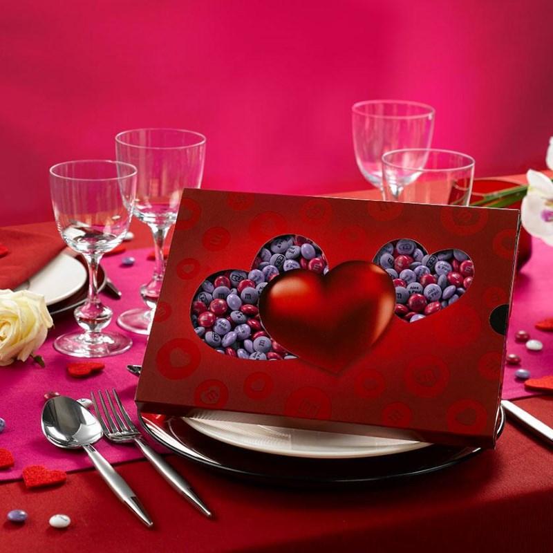 My M&M's per San Valentino