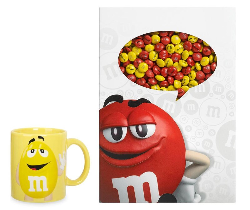 Tazza M&M's