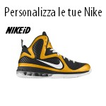 Personalizza le tue Nike con Nike iD