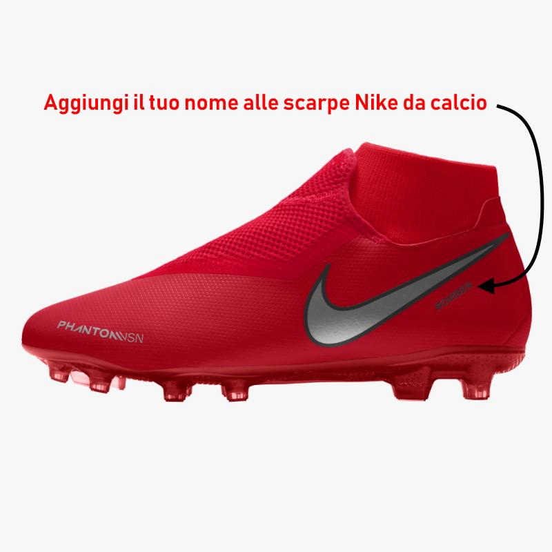 Scarpe calcio personalizzate | Personalizzabili