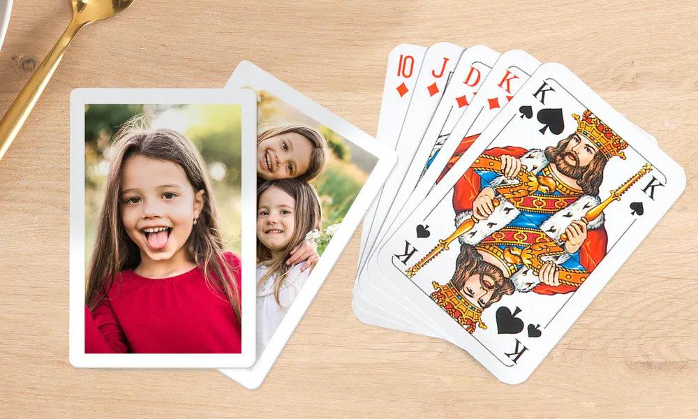 Carte da gioco personalizzate