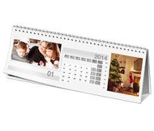 Calendario personalizzato con Foto da scrivania