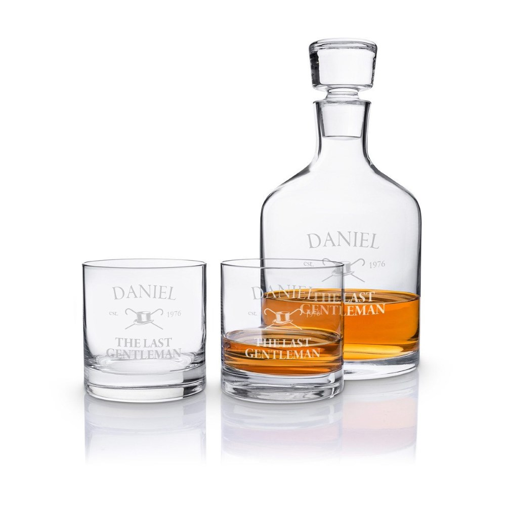 Set bicchieri da Whisky