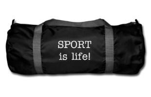 Borsa sportiva personalizzata