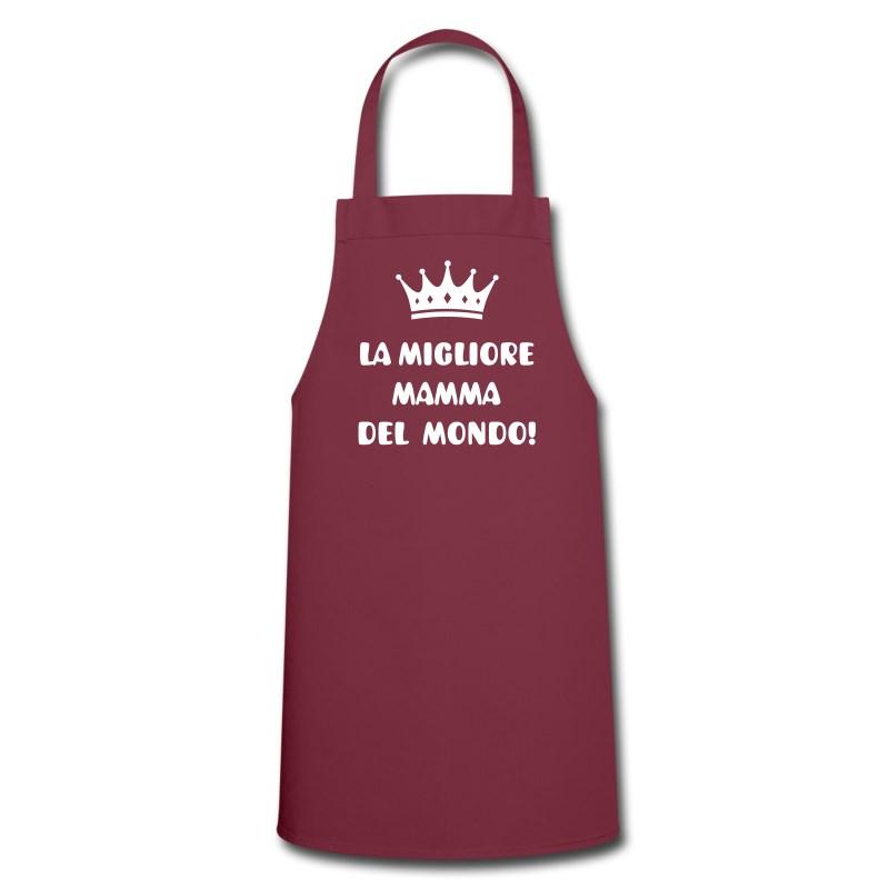 Grembiule da cucina personalizzato