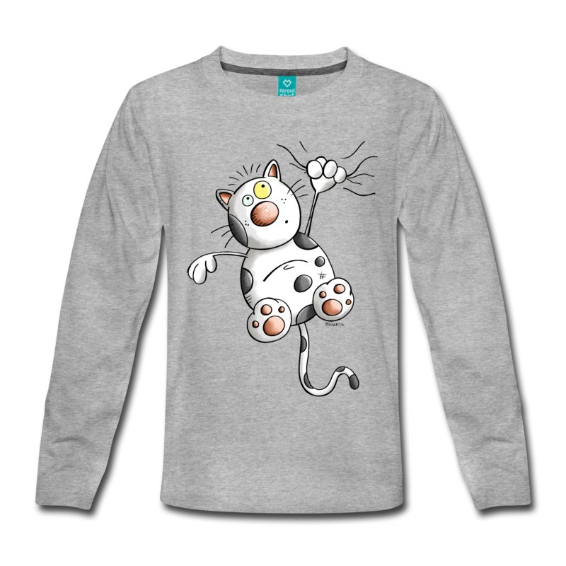 Maglietta a manica lunga per bambini