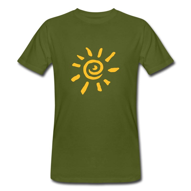 Maglietta cotone organico biologico