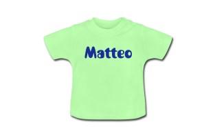 Maglietta neonato