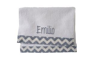Asciugamani asilo personalizzati