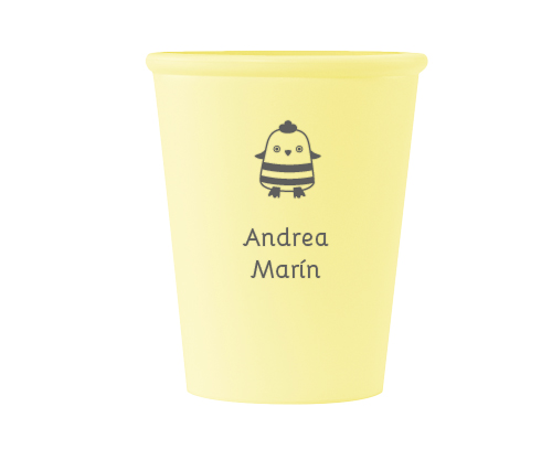 Bicchiere per bambini personalizzato