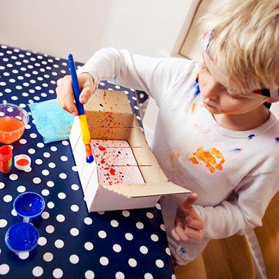 Kit creativo Toucanbox personalizzato