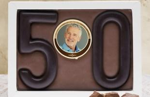 Numeri di cioccolato