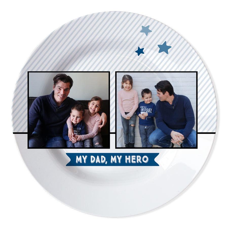 Personalizzata personalizzato foto Wallet-la tua foto immagine Mamma Bambini Dad Regalo Papà